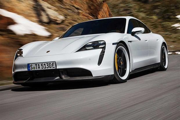 Porsche Taycan Turbo S je novým nejméně úsporným elektromobilem na trhu