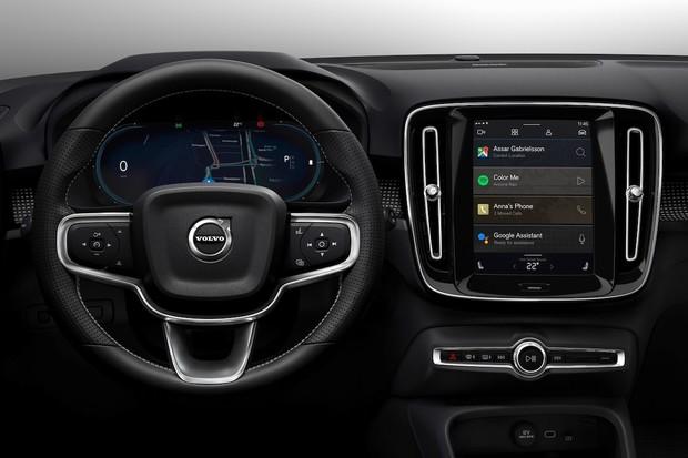 Elektrické Volvo dostane nový operační systém od Googlu