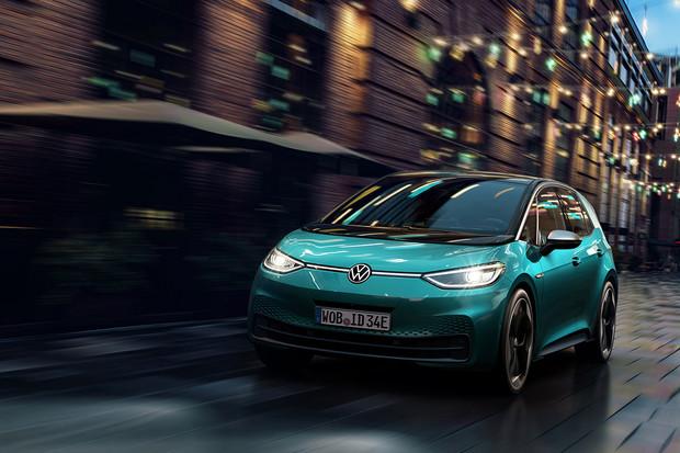 Volkswagen ID.3 s vámi bude komunikovat pomocí světel