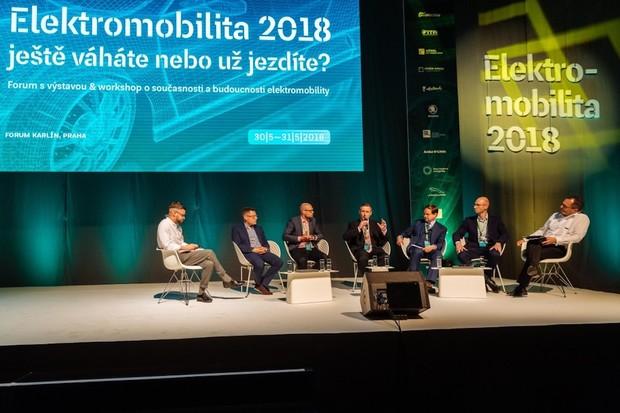 Forum Elektromobilita 2019 se koná už příští týden. Co vše bude k vidění?