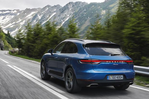 Elektrický Macan by mohl dorazit už v roce 2021. Platformu bude sdílet s Audi