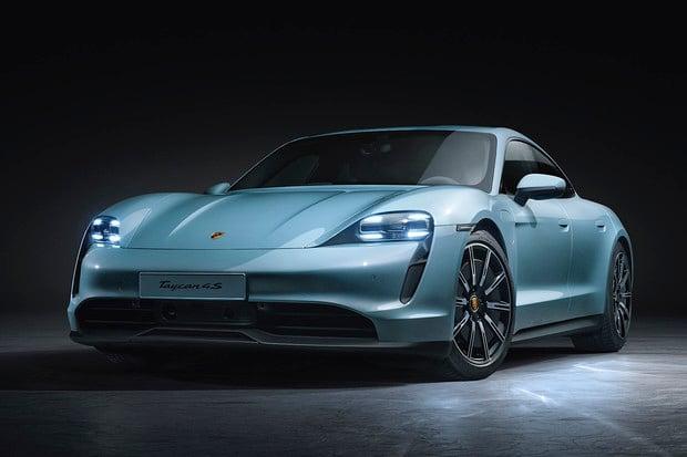 Porsche odhalilo další variantu Taycanu. Verze 4S umožní vybírat ze dvou baterií