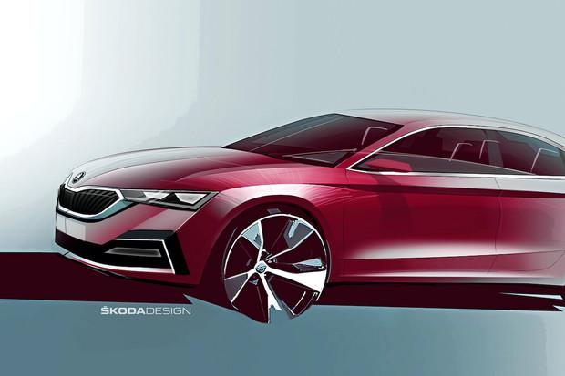 Škoda Auto servíruje první chod svého nového bestselleru s názvem Škoda Octavia