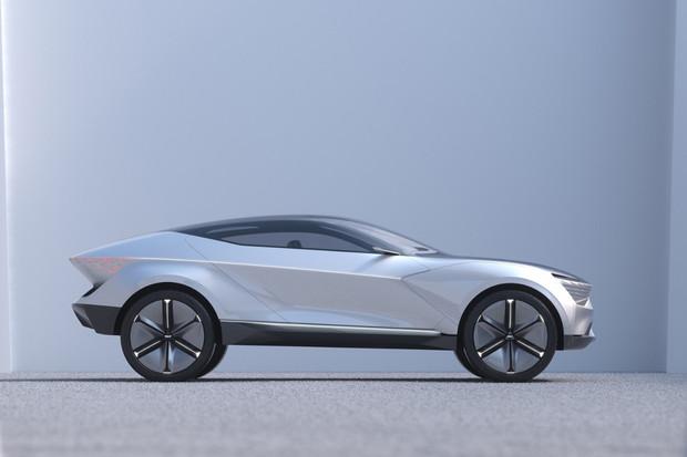 Kia odhalila nový Futuron Concept s 360stupňovým designem