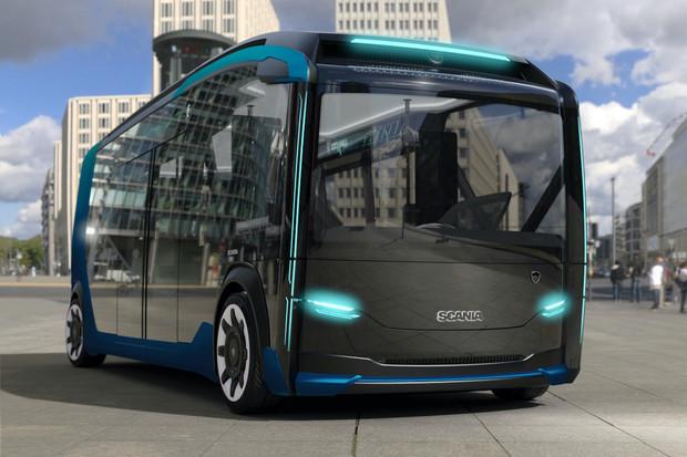Jak chápe revoluci v městské dopravě Scania?
