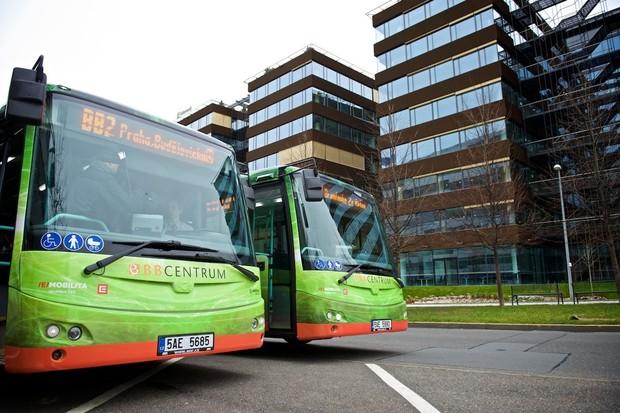 Elektrobusy v BB Centru už téměř 4× objely zeměkouli