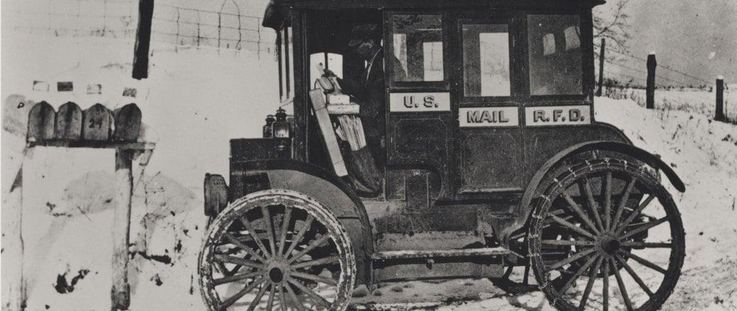 Historie elektromobilů