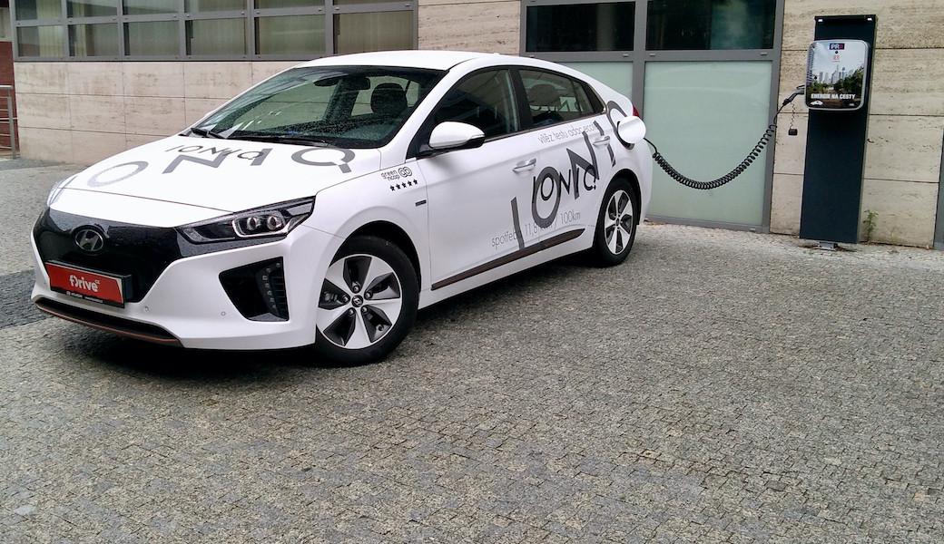 Jak si vede Hyundai Ioniq Electric po čtyřech měsících provozu?