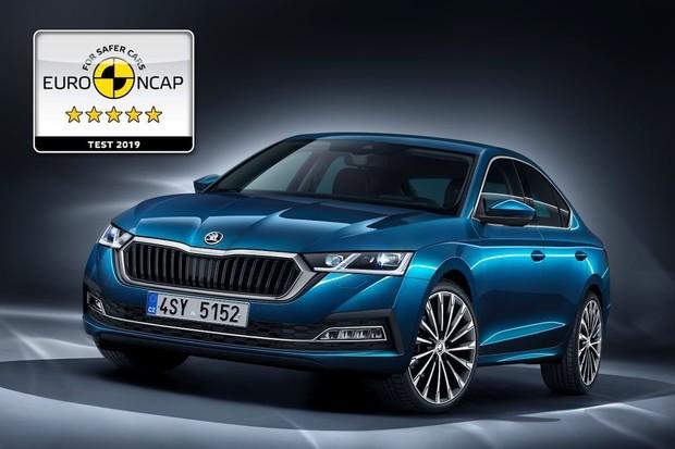 Jak si vedla Škoda Octavia v testech Euro NCAP?