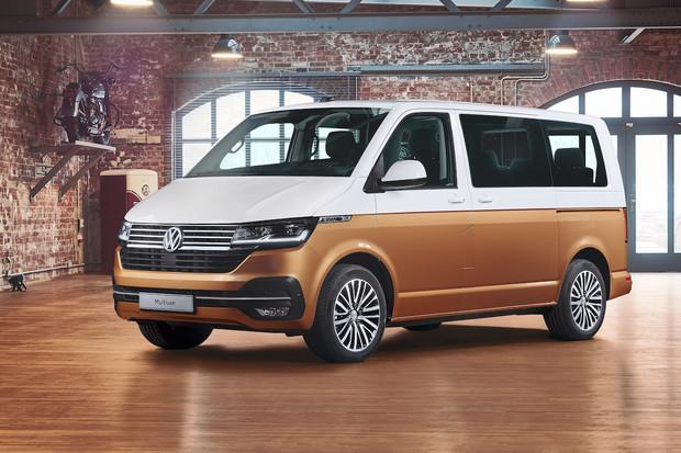 Volkswagen uvádí na český trh nové modely řady T6.1. Digitalizace v hlavní roli