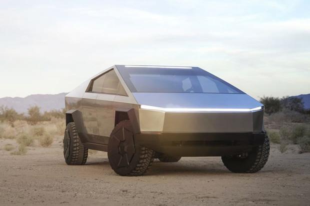Budou Cybertruck vyrábět pouze roboti?