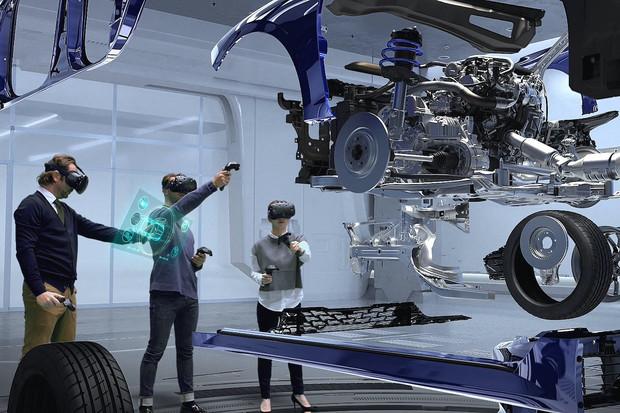 Kia hodnotí konstrukční návrhy díky systému na bázi virtuální reality