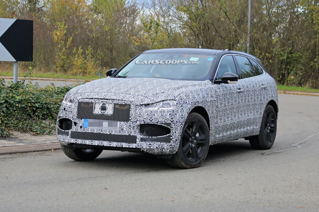 F pace 2020