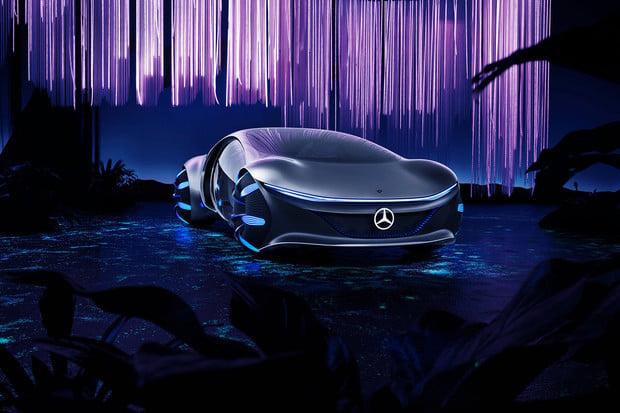 Prolezli jsme koncept Mercedes AVTR. Jak vzdálená budoucnost to je?
