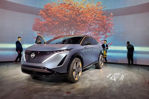 Nissan ukáže světu crossover Ariya v půlce července