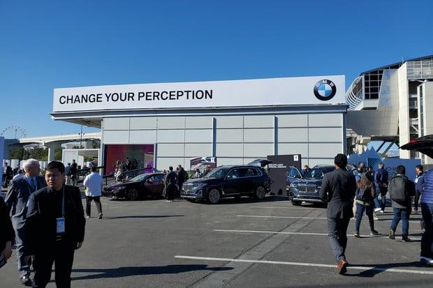 BMW plánuje uvést auto s technologií 5G. Co dále ukazuje na CESu v Las Vegas?