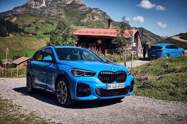 BMW X1 a X2 dorazí i s plug-in hybridním pohonem. Co nabídnou pod kapotou?