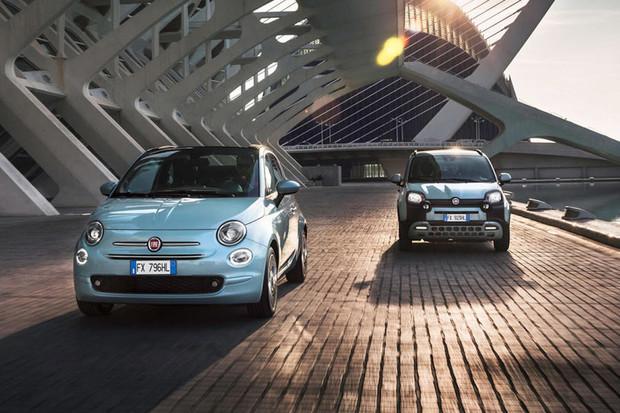 Fiaty 500 a Panda dostanou hybridní motor. Na trh přijdou už příští měsíc