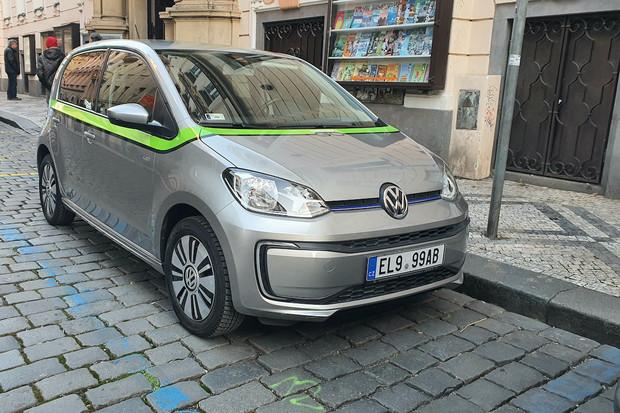 Carsharing GreenGo se chystá na vstup do Prahy. Bude mít 40 elektrických e-upů!