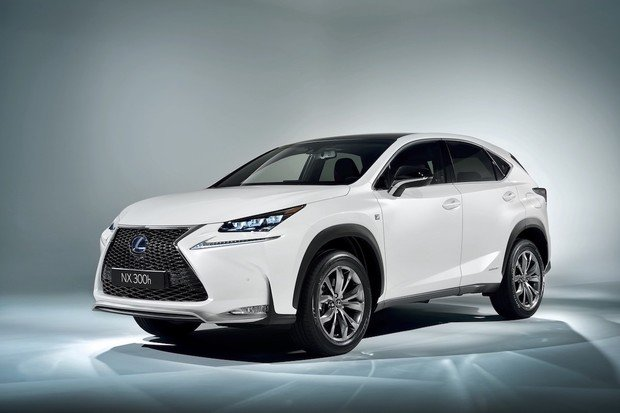 Lexus se svými hybridy boduje. Ve střední a východní Evropě mají 95% podíl