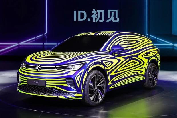 Volkswagen i nadále počítá s premiérou ID.4 v dubnu na autosalonu v New Yorku
