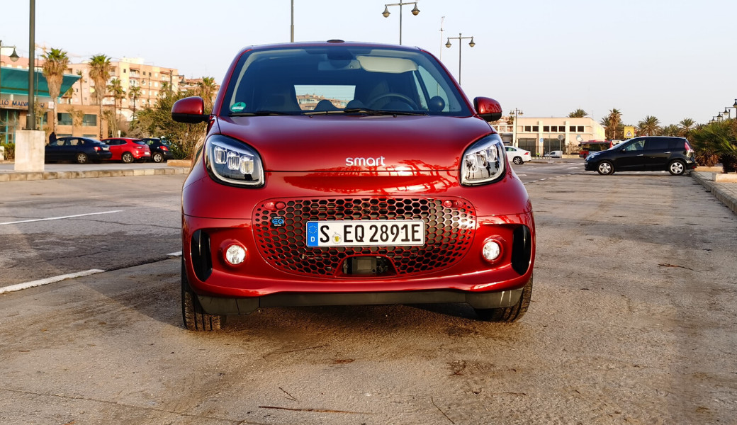 smart EQ fortwo a forfour