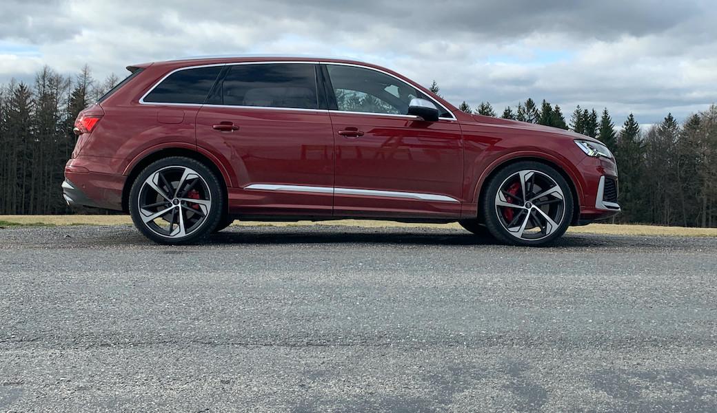 Jaké je Audi Q7 po faceliftu a proč nepotřebujete laserové světlomety?