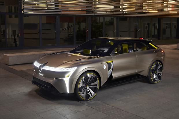 Renault Zandar má být elektrické SUV s dojezdem přes 500 km