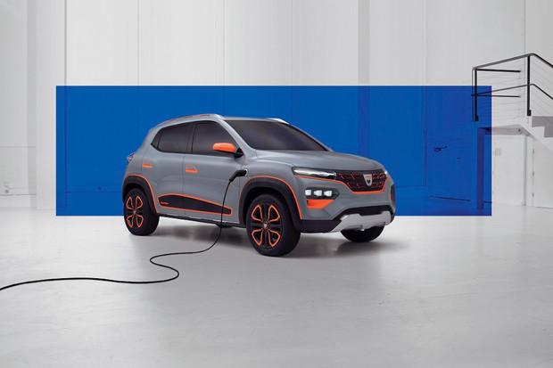 I Dacia bude elektrická. Spring nabídne dojezd 200 kilometrů a dorazí příští rok