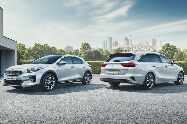 Kia zahájila výrobu plug-in hybridního Xceedu