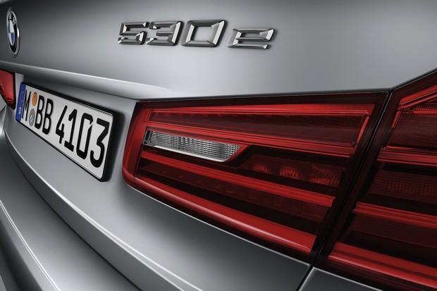 BMW řady 5 je venku! Také jako plug-in hybrid