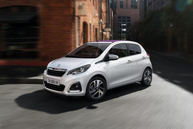 Příští generace Peugeotu 108 by měla nabízet i elektrický pohon