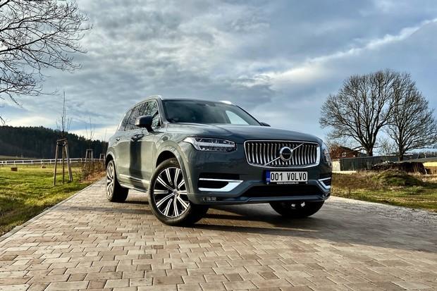 Volvo za prvních 10 měsíců zdvojnásobilo prodeje aut do zásuvky