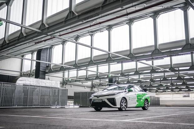 Sdílené vodíkové Toyoty Mirai najezdily už pět milionů kilometrů