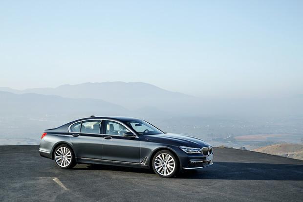 Potvrzeno! Příští generace BMW řady 7 bude elektromobil