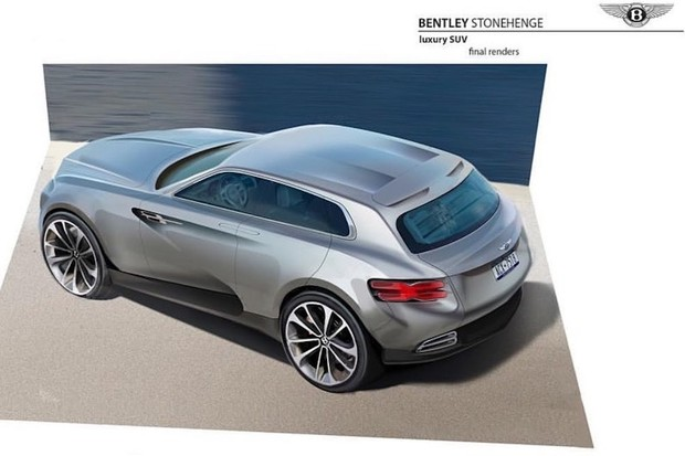 Bentley plánuje luxusní SUV. Dostat by mělo plug-in hybridní pohon