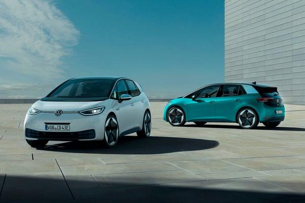 Známe české ceny a výbavy Volkswagenu ID.3