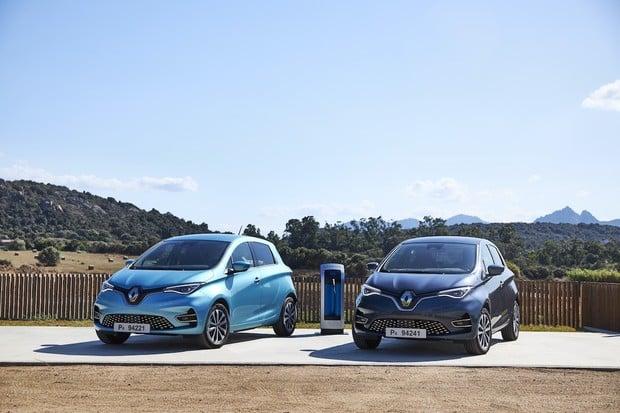 Renault slaví. Prodal nejvíce elektromobilů v Evropě za celý loňský rok