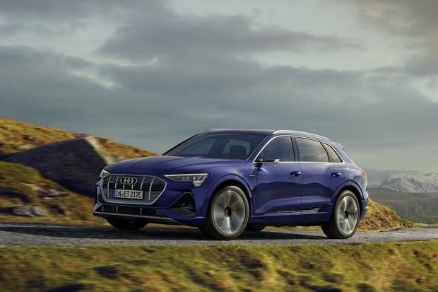 Audi e-tron nejprodávanějším EV v Norsku za únor. Kdo dále bodoval?