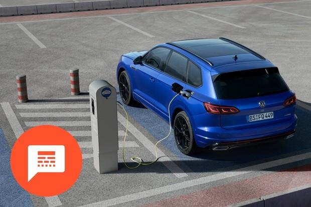 PHEV modely od Volkswagenu, platební systém ČEZu a nové nabíjecí stanice