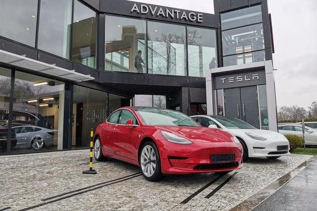 Prodeje dobíjecích aut v Evropě: dvaapůlnásobný meziroční nárůst