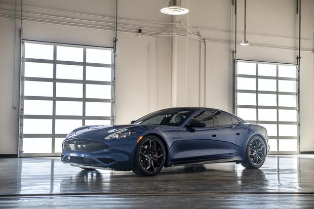 I Karma Automotive bude nabízet elektromobil. Vrcholná verze má mít dojezd až 643 km