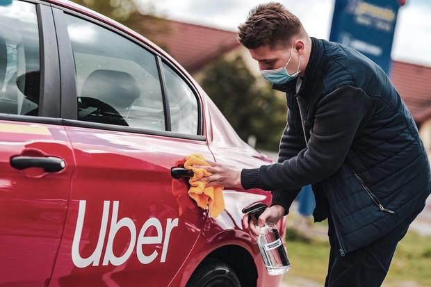 Uber zavádí nová opatření pro bezpečnou jízdu. A není jich zrovna málo