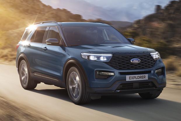 Ford začal vyrábět plug-in hybridní Explorer pro Evropu