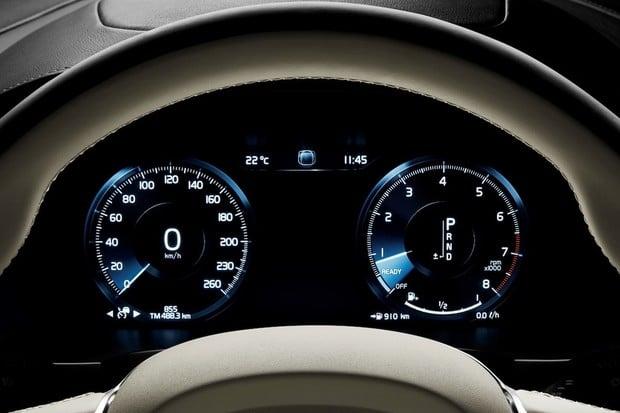 Ve vozech Volvo se svezete maximálně 180 km/h