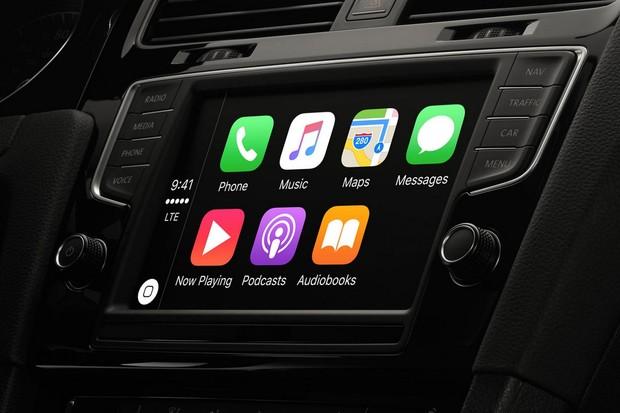 Apple CarPlay dostane celou řadu nových funkcí