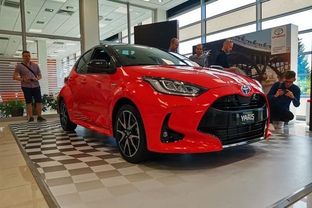 Nová Toyota Yaris přináší spoustu novinek a bude se vyrábět v Kolíně