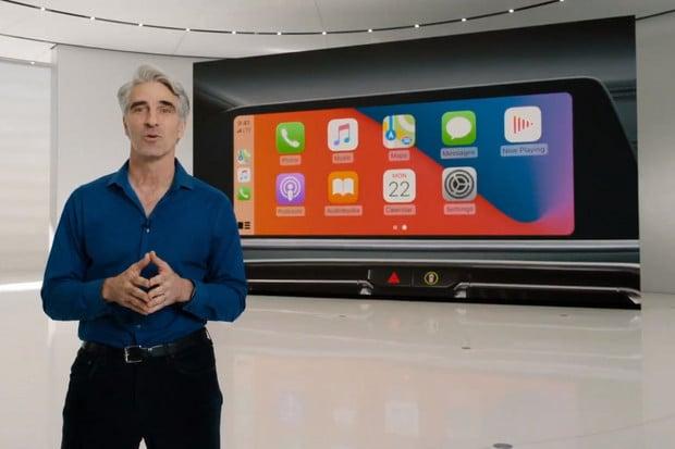 Apple nově více myslí na elektromobilisty. Odemykání vozu iPhonem již v roce 2021