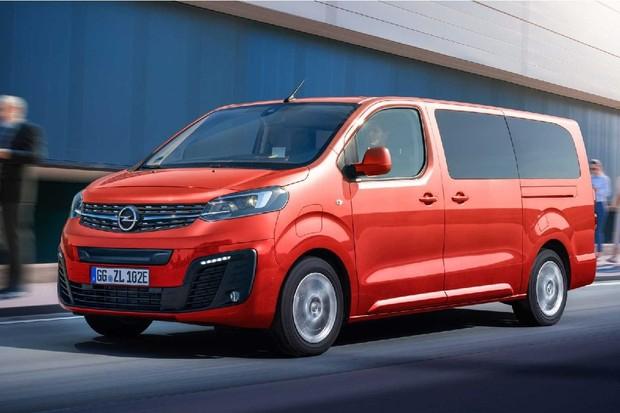 Opel ukázal model Zafira-e. Nabídne dojezd až 330 km