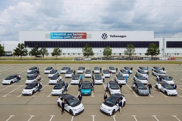 Poslední testy začínají. 150 zaměstnanců Volkswagenu bude zkoušet ID.3